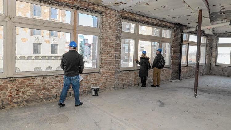 Work begins on new Aurora arts center