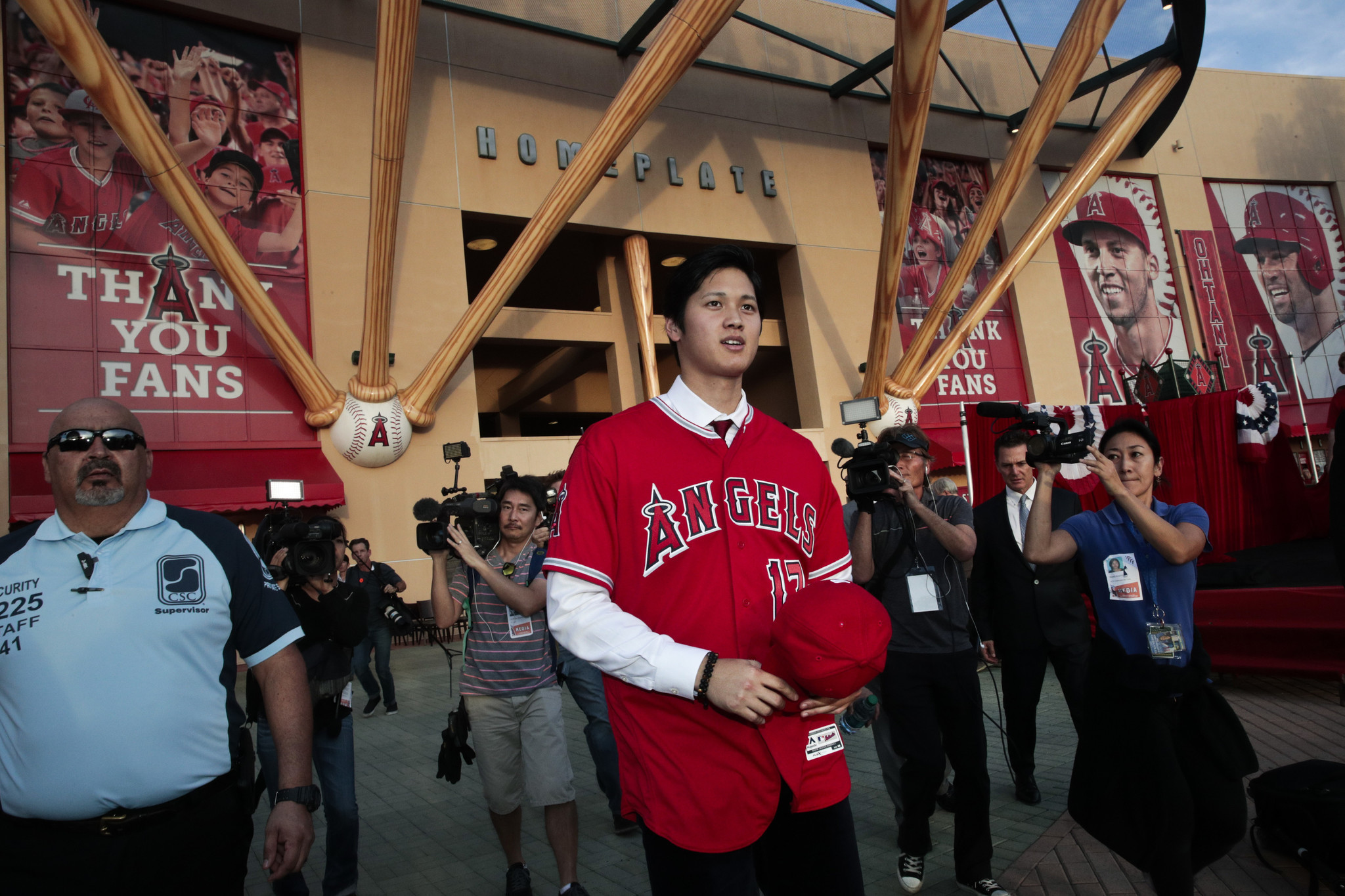 Shohei Ohtani signing has Angels strongly considering a six-man rotation