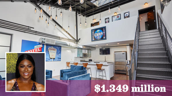 Singer Ester Dean lists her creative space in Silicon Beach for $1.35 million