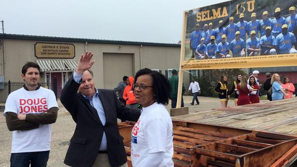 Why did Doug Jones win in Alabama? He can thank people of color