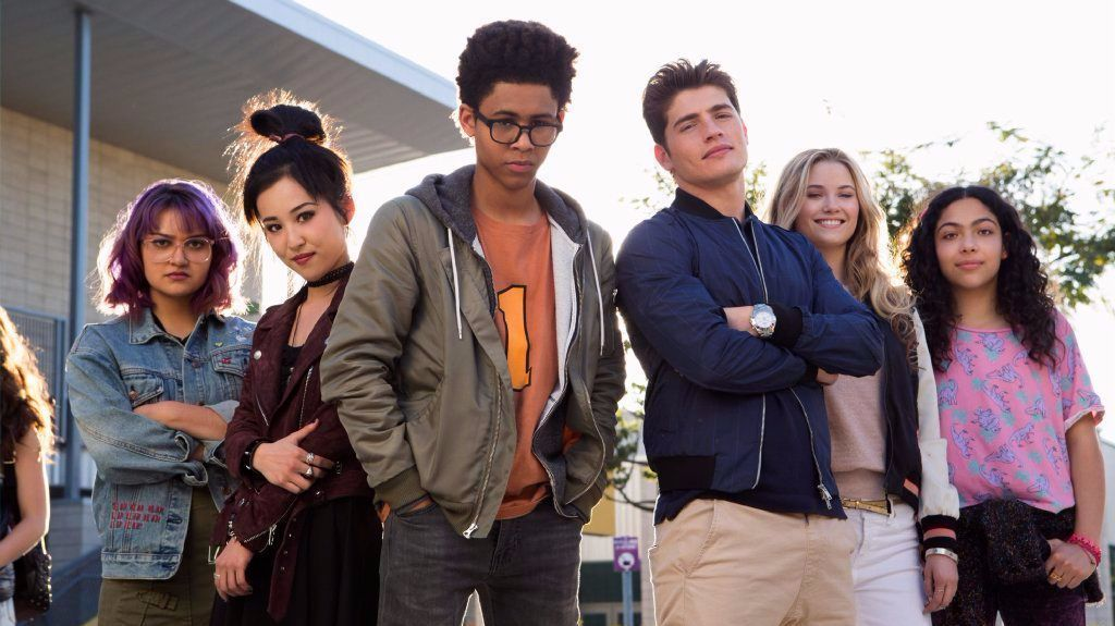 "Marvel's ""Runaways"" on Hulu"
