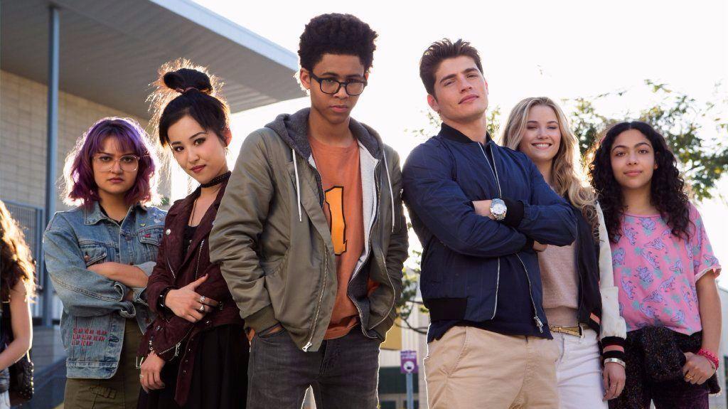 """Marvel's """"Runaways"""" on Hulu"""