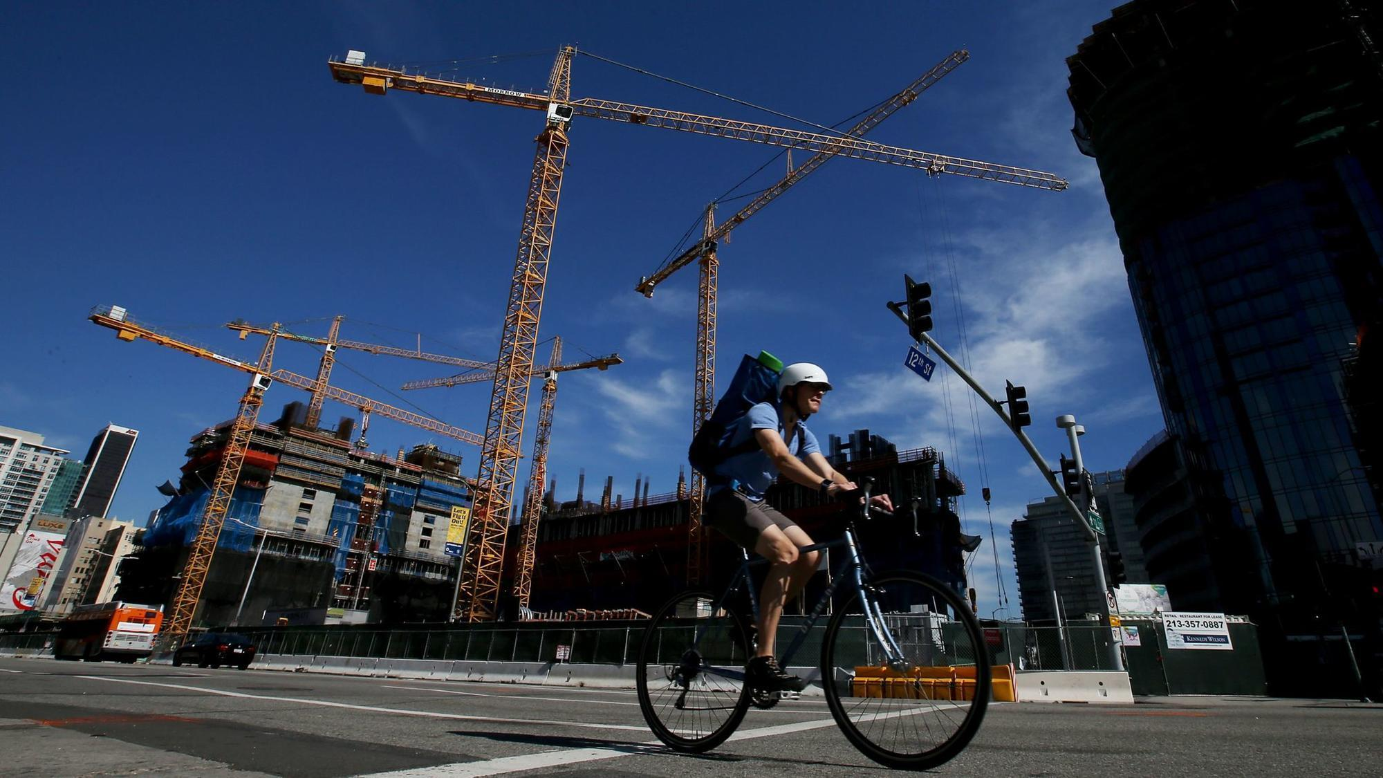 L.A. City Council approves development fee to raise money for affordable housing