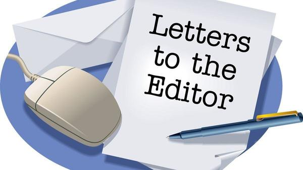 Our readers write: Issue of Dec. 14, 2017