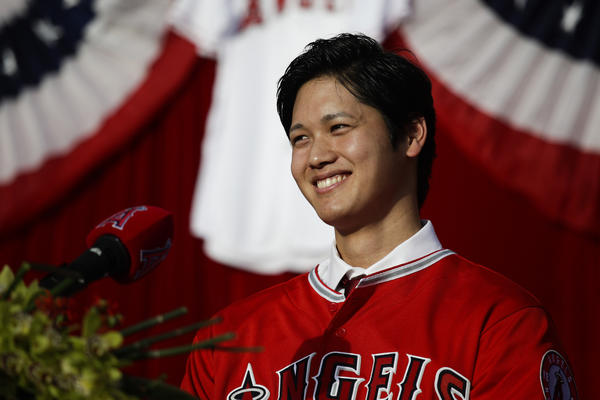 New Angel Shohei Ohtani's elbow injury has not derailed other pitchers