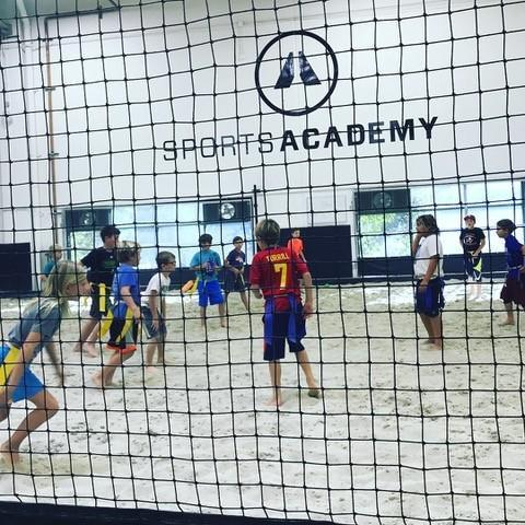 Sports Academy opens its doors to help those affected by wildfires
