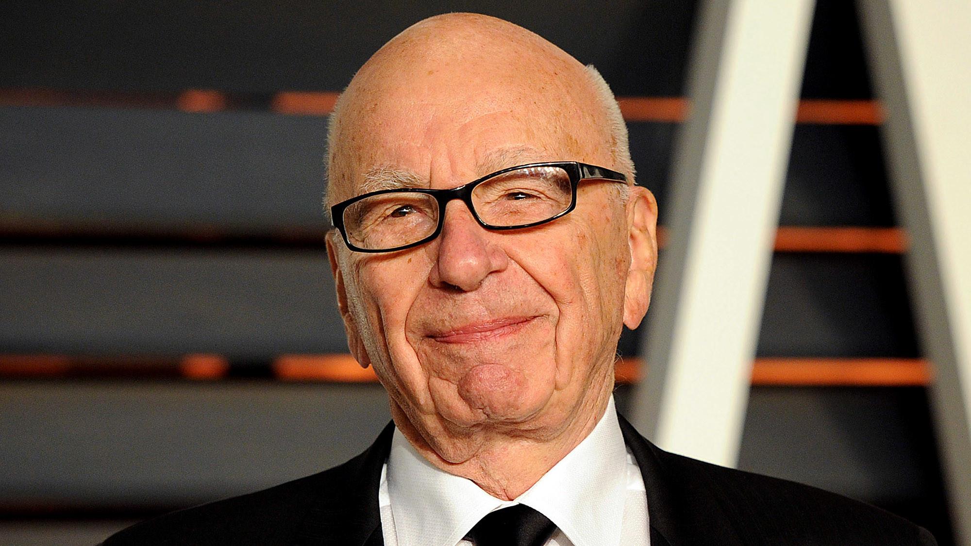Rupert Murdoch, executive chairman of 21st Century Fox The brash billionaire who built a media empire