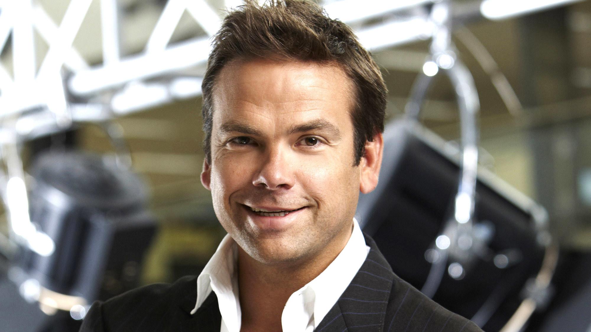 Lachlan Murdoch Executive Chairman of 21st Century Fox