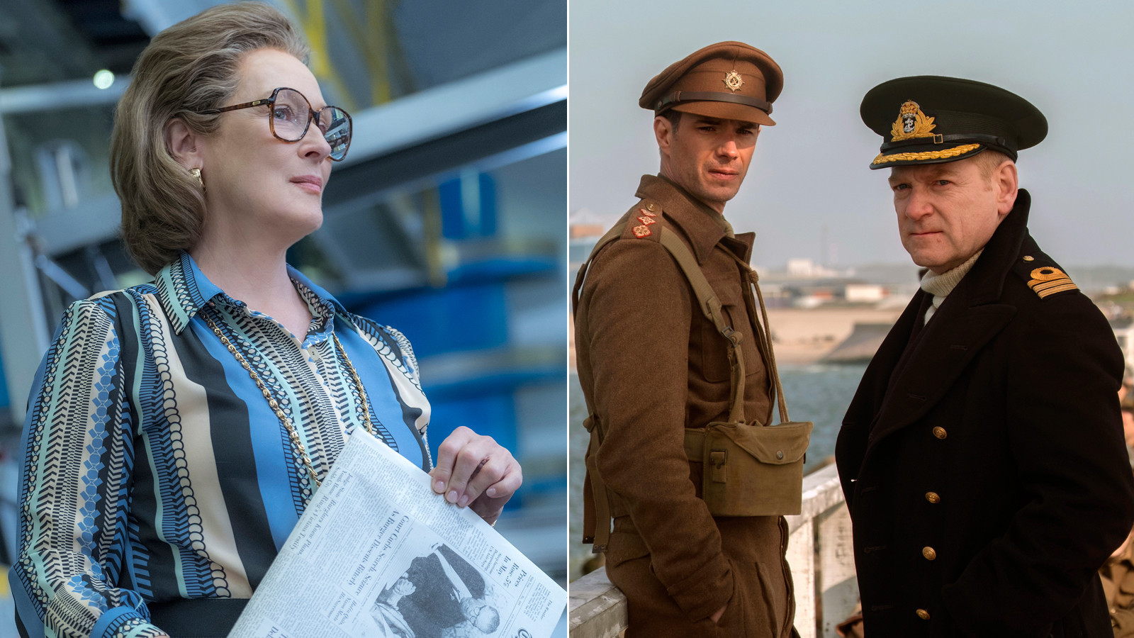 'The Post' and 'Dunkirk'
