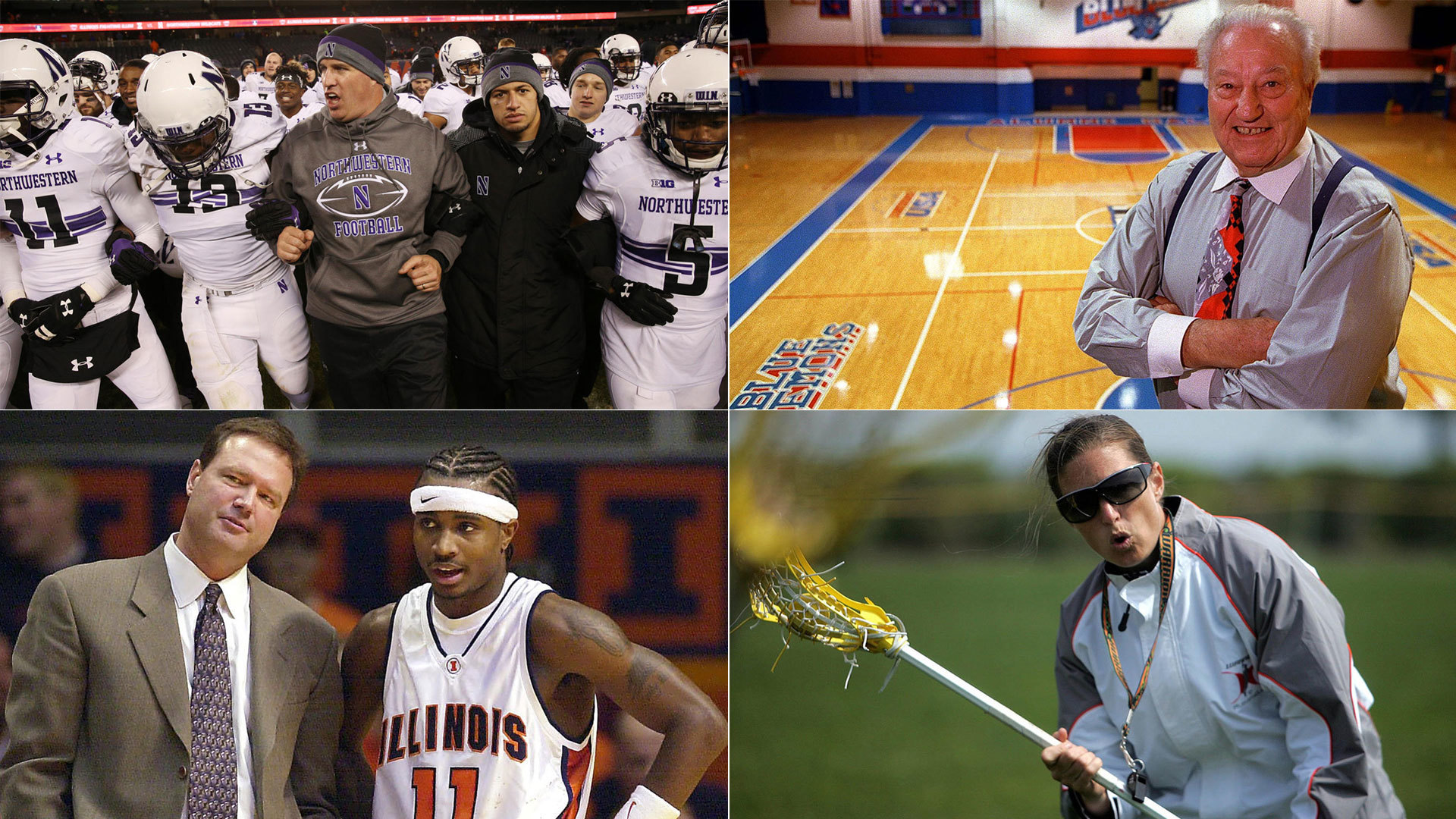 The 30 Greatest All Time College Coaches In Illinois