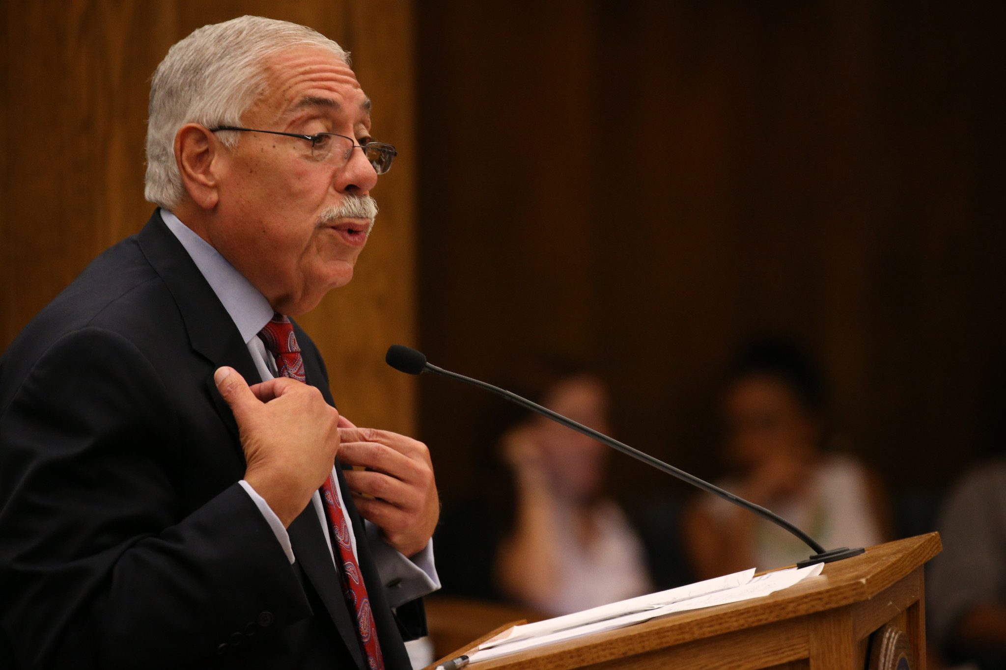 Lawsuit targets Berrios over biased residential assessments in Cook County