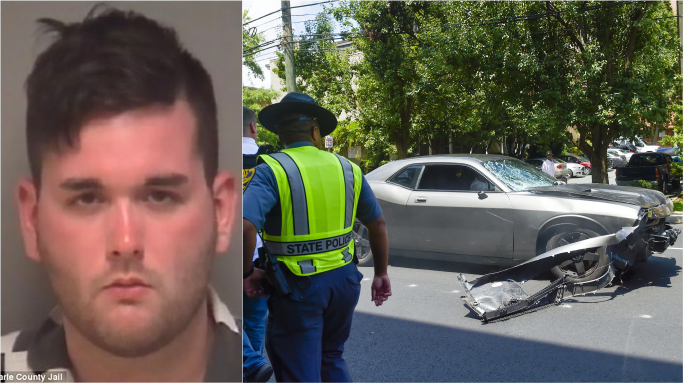 Suspect in charlottesville car attack faces new first for A new salon charlottesville va