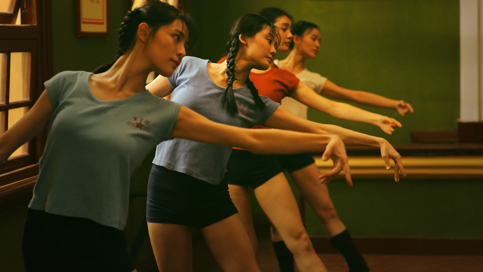 Feng Xiaogang's stirring 'Youth' follows a Chinese military arts troupe through history