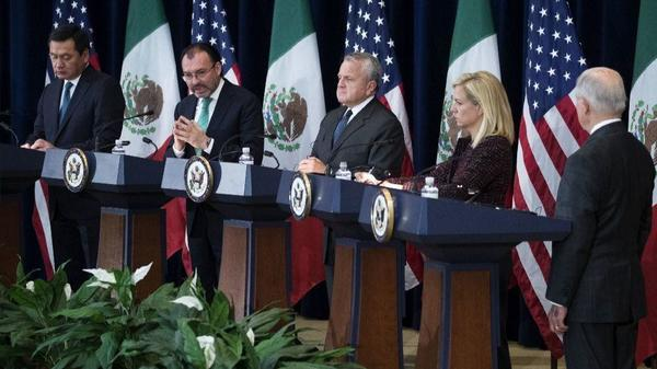 U.S. and Mexico agree to agree — and skirt controversy