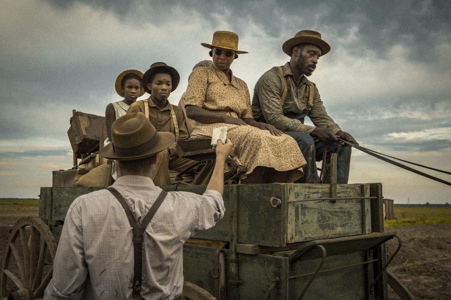 "A scene from ""Mudbound"" (Steve Dietl / Netflix / Associated Press)"