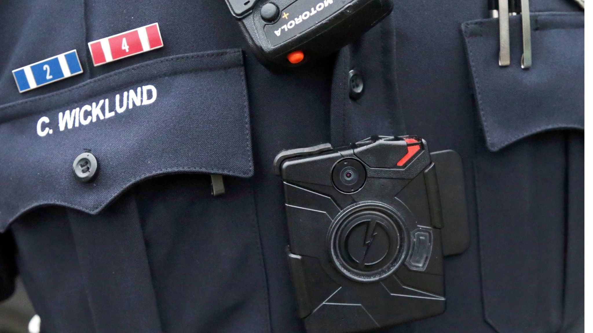 Former sheriff: Body cameras protect law officers