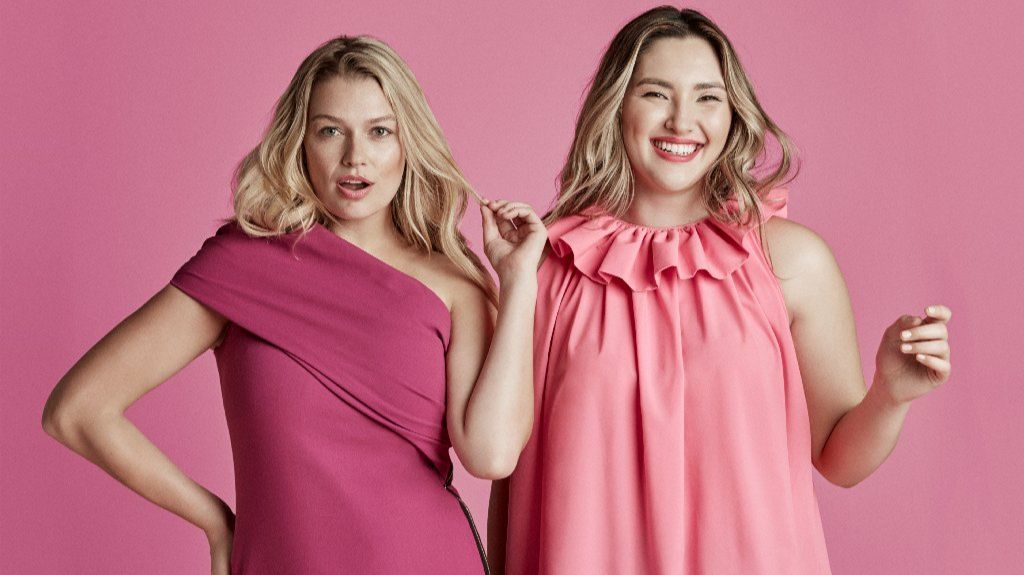 11 Honoré, a new women's online retailer for plus-size shoppers, offers luxury styles for all