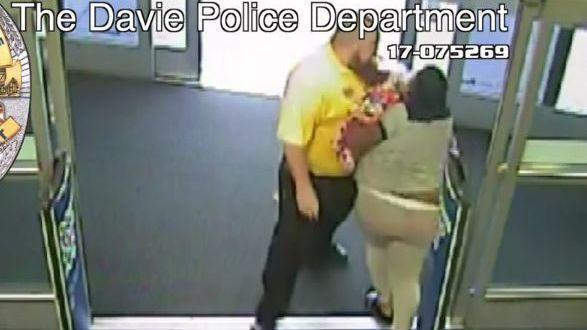 Image result for Video: Security guard stymies stroller shoplifter