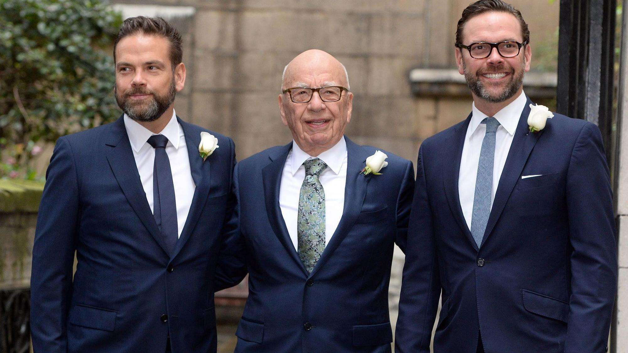 Rupert Murdoch's Fox downsizes, forges a different path in tumultuous media world