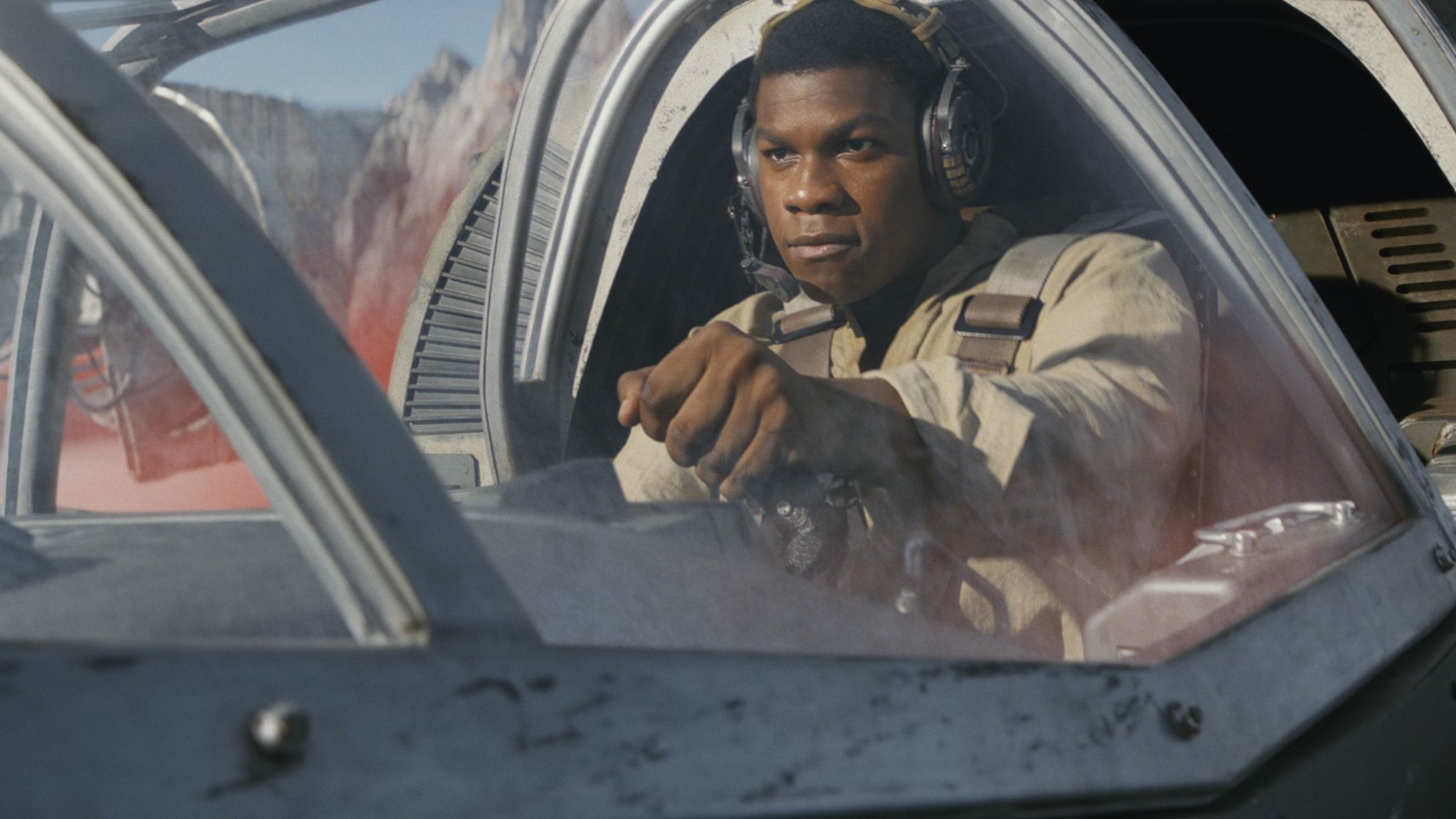 John Boyega | 'Star Wars: The Last Jedi'