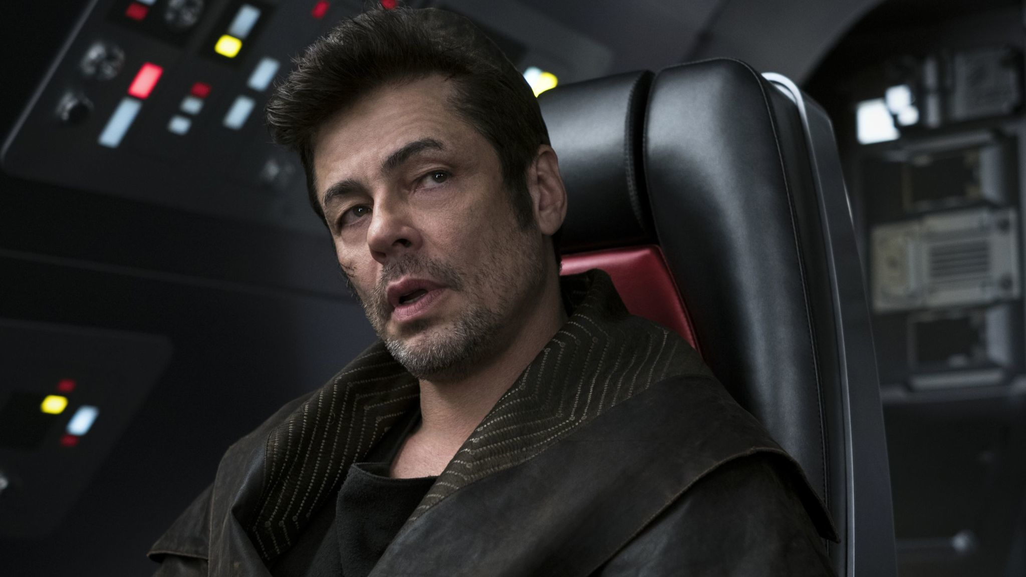 Benicio del Toro | 'Star Wars: The Last Jedi'