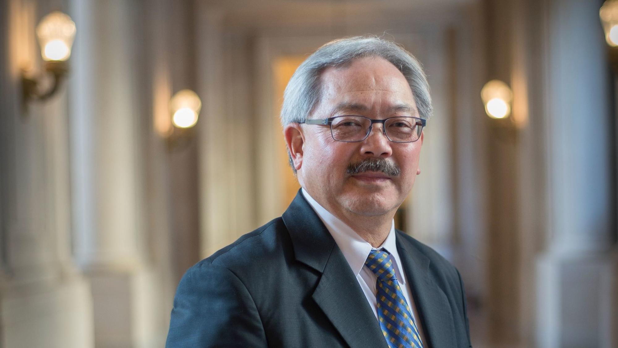 San Francisco remembers Mayor Ed Lee in day of memorials