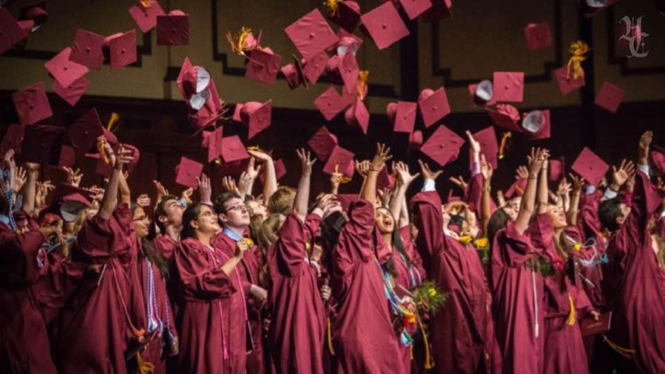 South Windsor High School Graduation To Be Held At Springfield's Symphony Hall