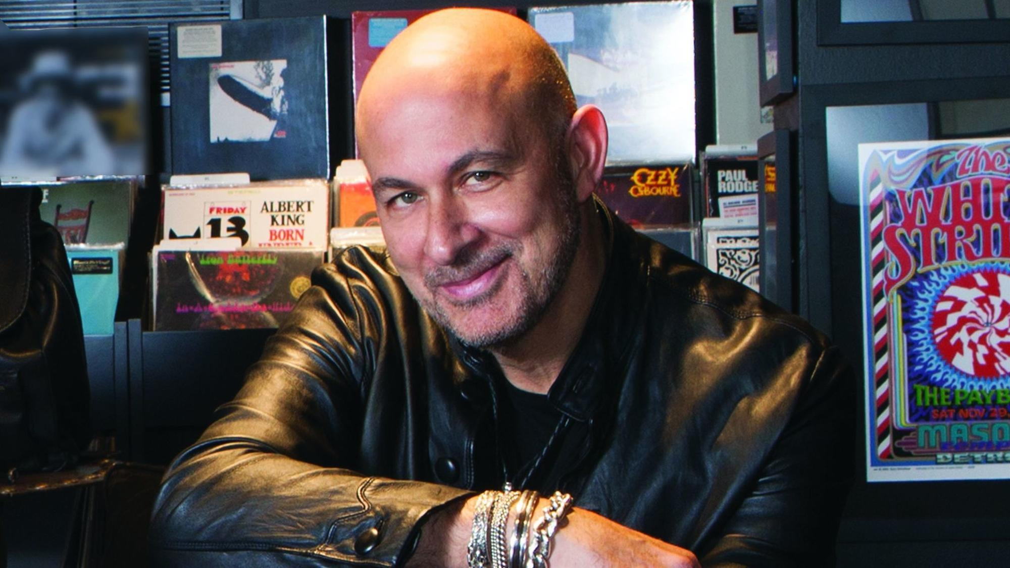 Designer John Varvatos reflects on how music and fashion allow him to remain 'Wild at Heart'