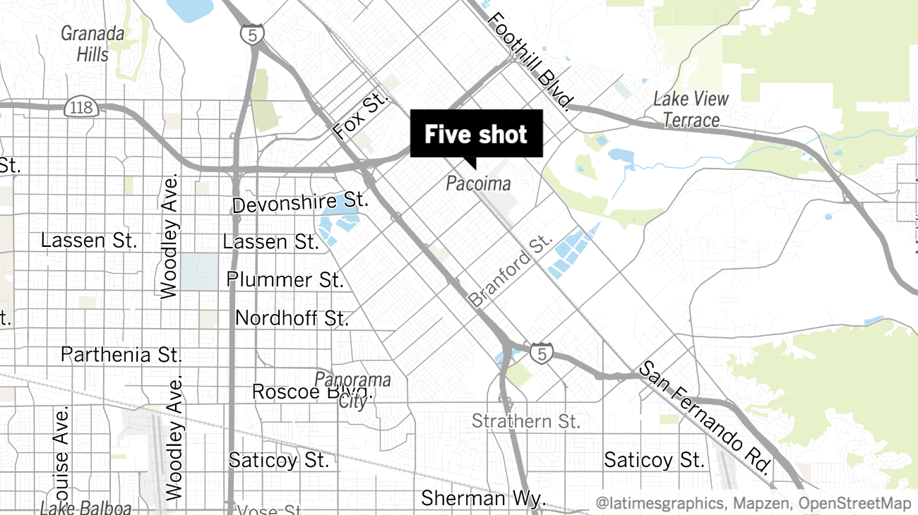 pacoima men Authorities were asking for the public's help to find the person or people responsible for fatally shooting a pacoima man on  2 men shot, killed in pomona.