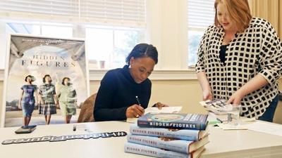 'Hidden Figures' author returning to Hampton for book talk