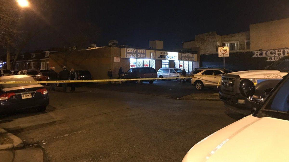 Woman shot to death, man wounded in Englewood attack