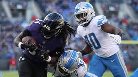 Ravens running back Alex Collins channels unique persona into on-field excellence