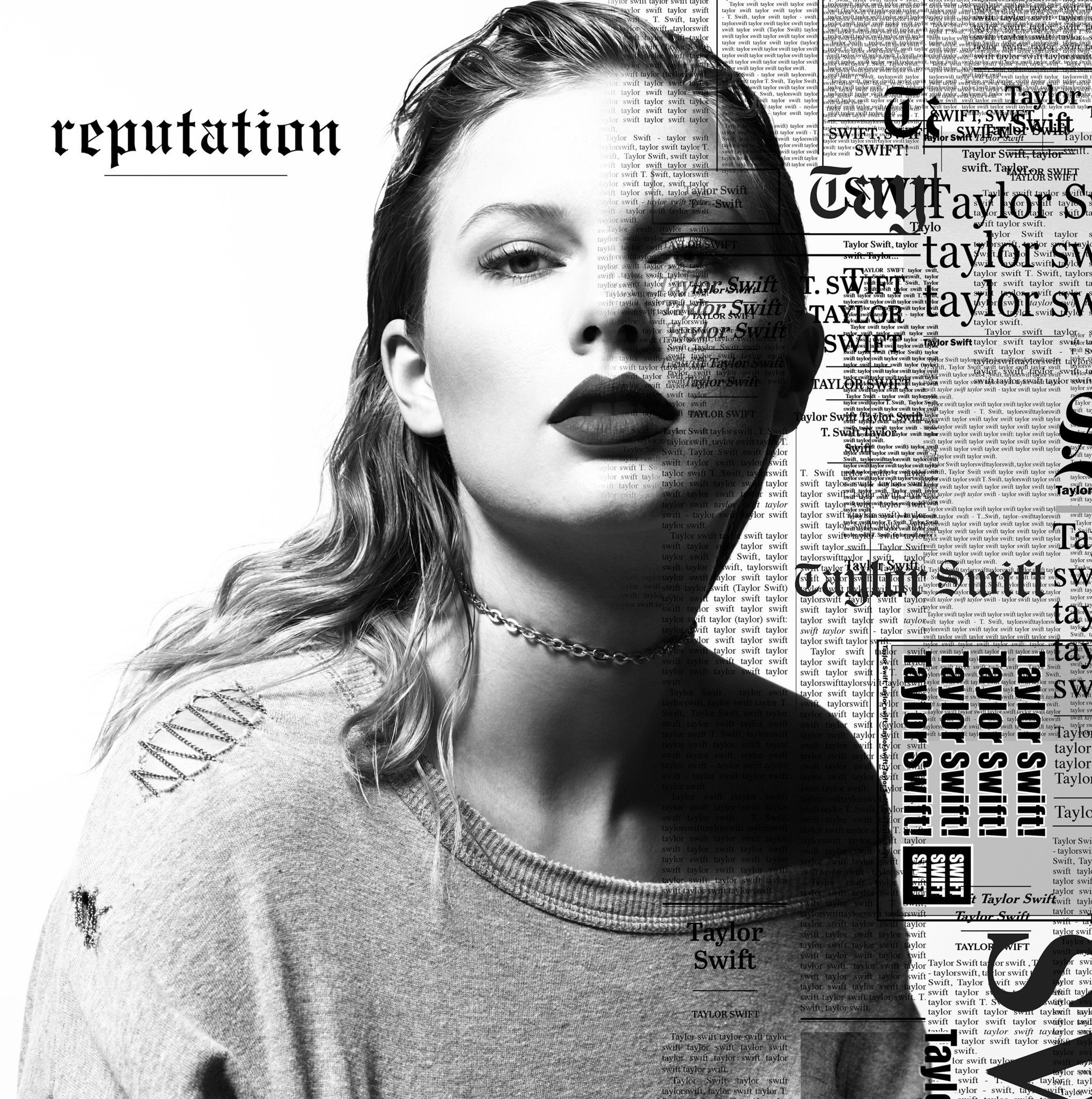 "This cover image released by Big Machine shows art for her upcoming album, ""reputation,"" expected No"