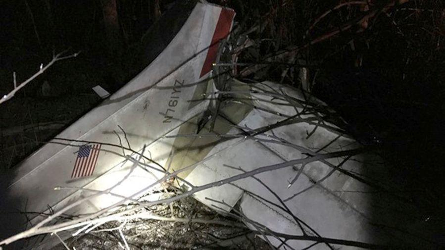 Plane headed to Frederick crashes in Indiana, killing 3 people and 1 dog