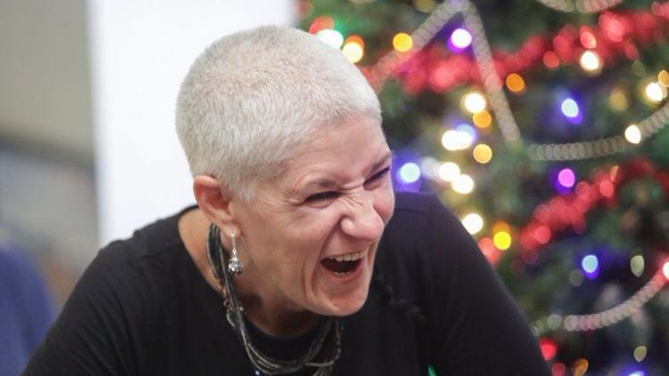 Christmas at Women's Residential Facility