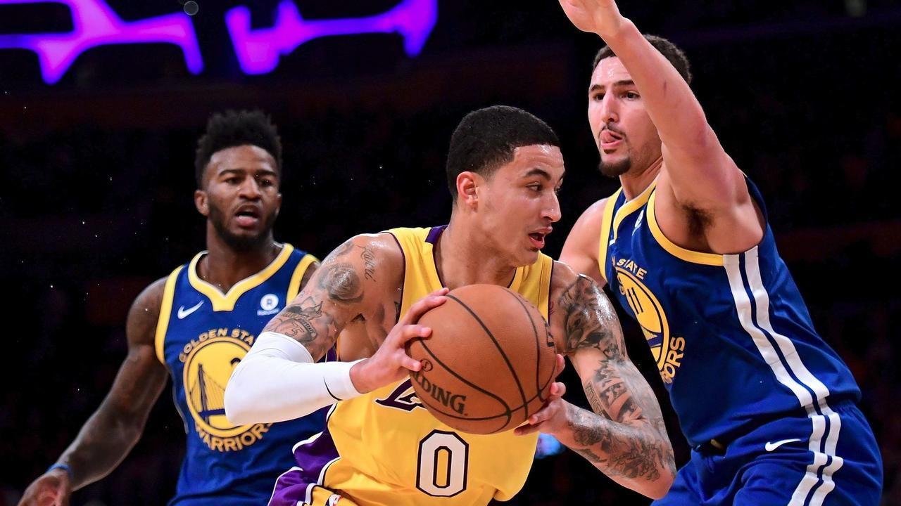 Five takeaways from the Lakers' 116-114 loss to the Golden State Warriors