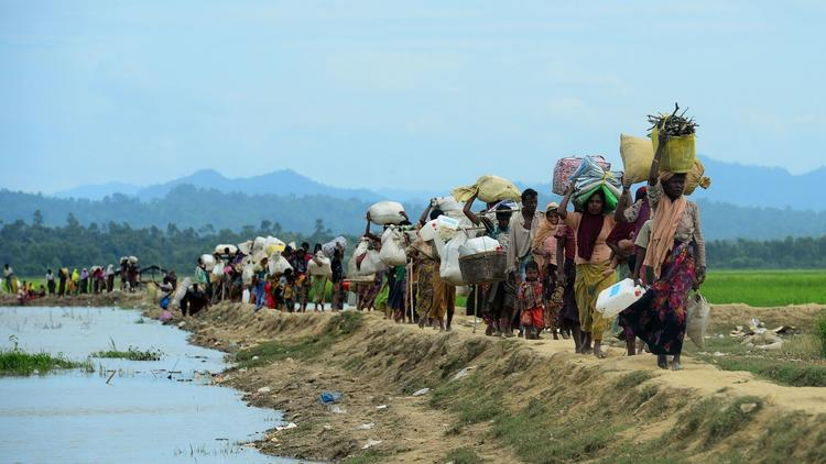 FILES-BANGLADESH-MYANMAR-REFUGEE-UNREST