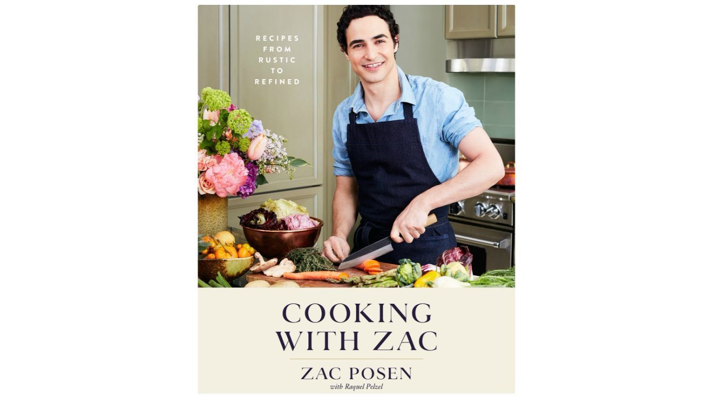 """Cooking with Zac"""