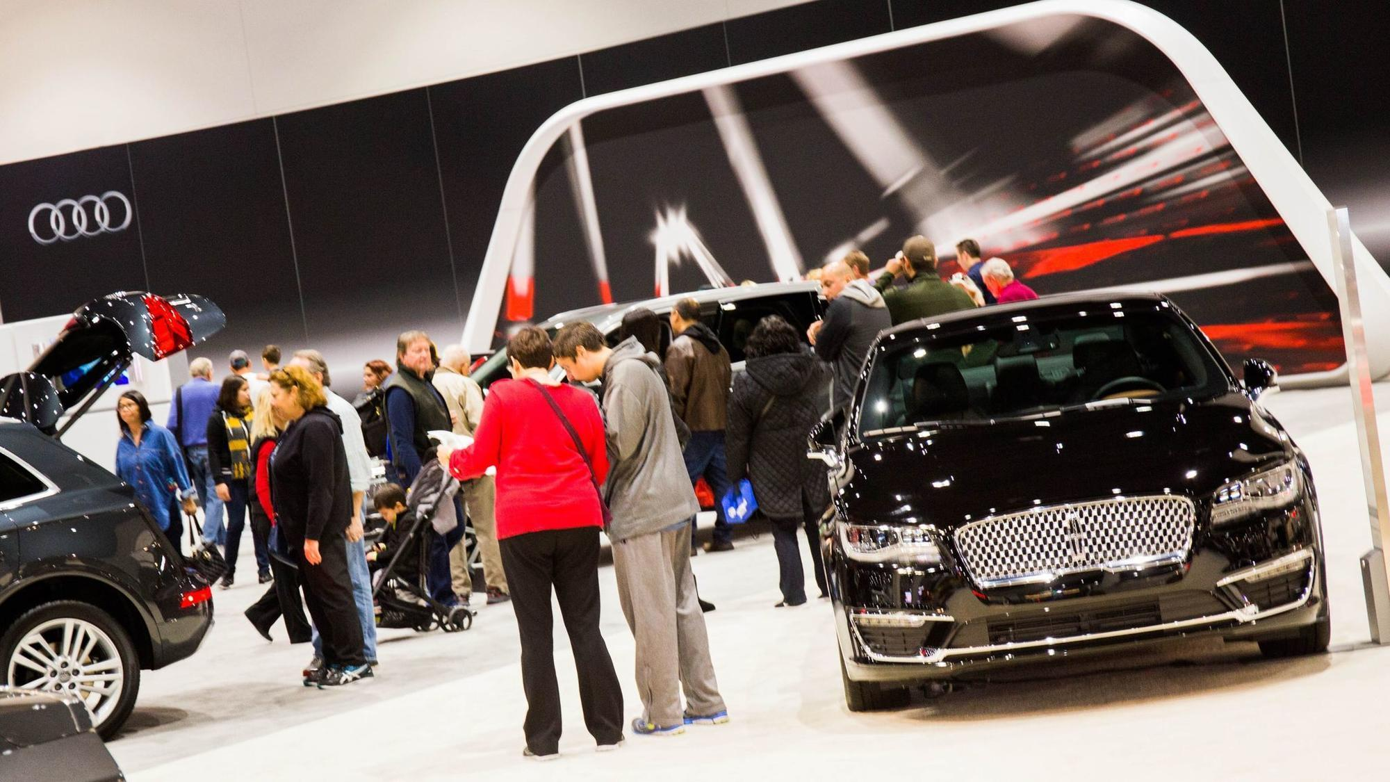 San Diego International Auto Show The Electrified Highway And - Sd car show