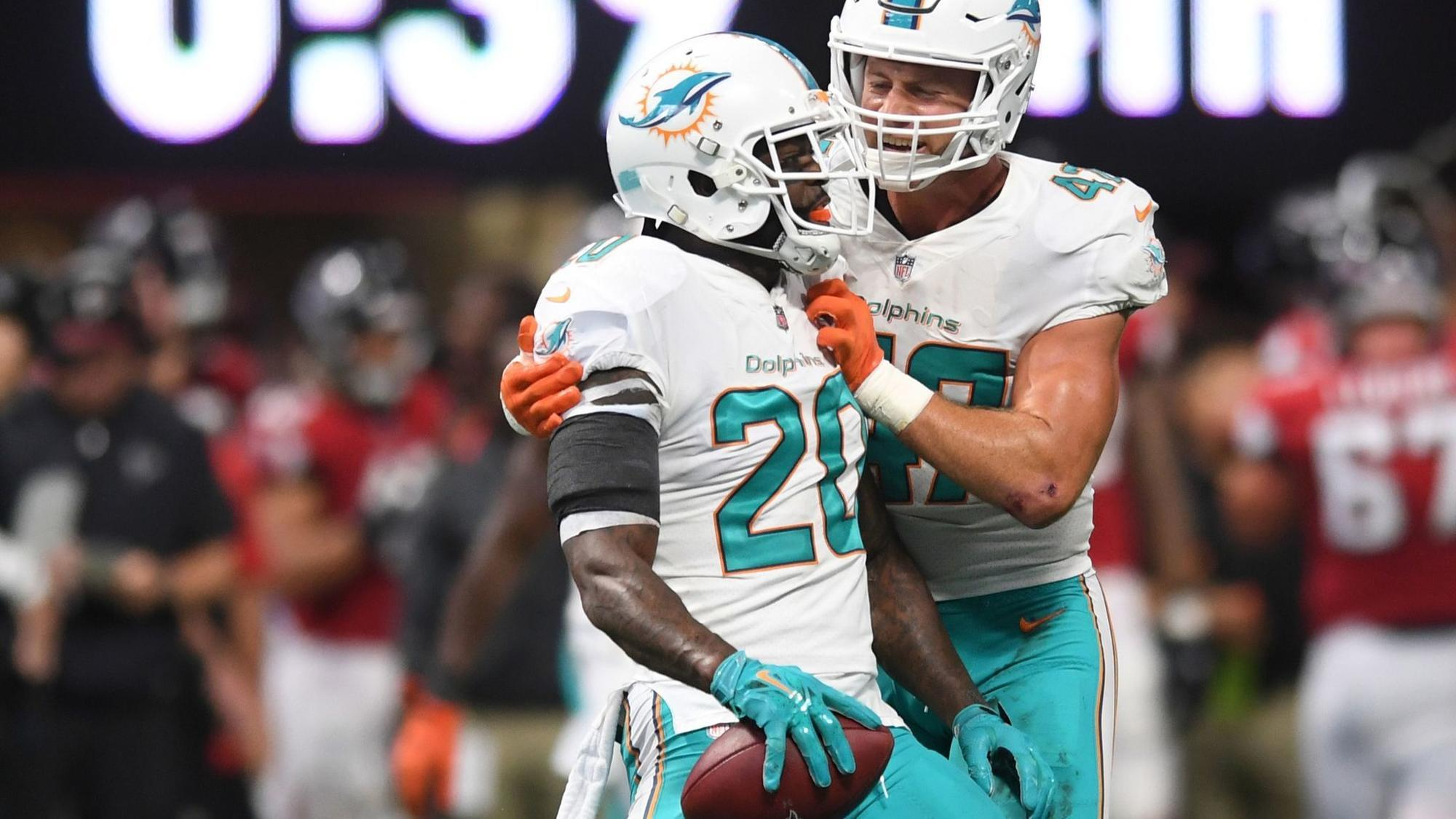 Dolphins Safety Reshad Jones Selected To Second Pro Bowl