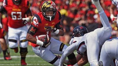 After record-breaking season, Maryland receiver DJ Moore announces he's turning pro