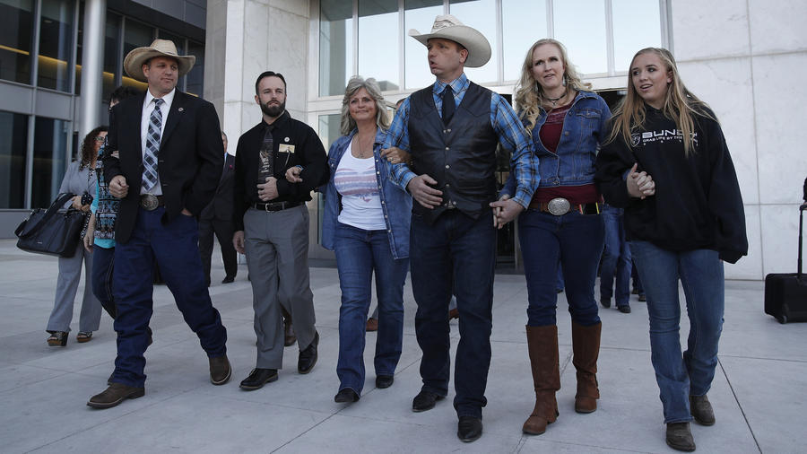 Mistrial declared in Nevada rancher's standoff with federal government