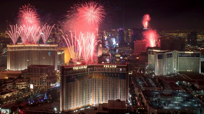 New Years Eve In Vegas