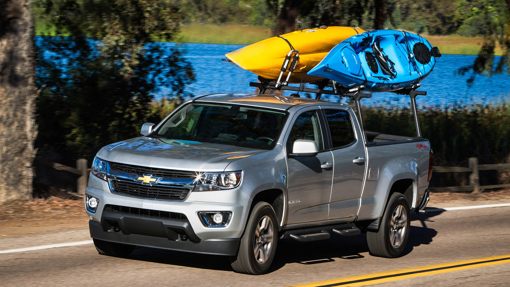 2018 Chevy Colorado 4wd Lt Finally A Midsized Truck That