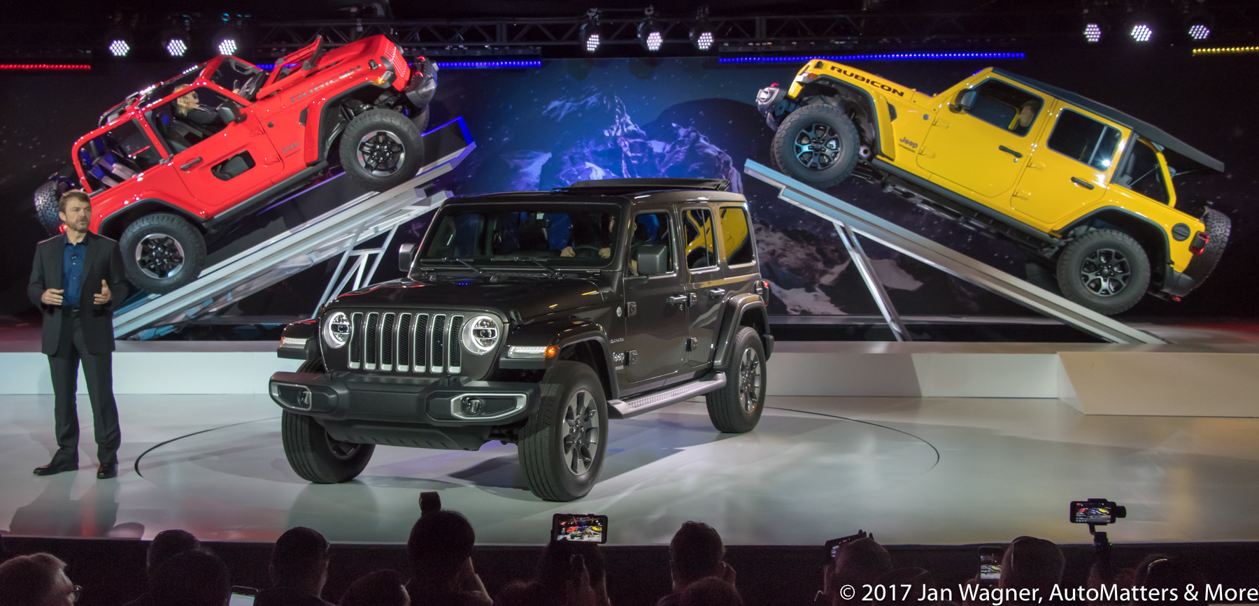 Jeep conference