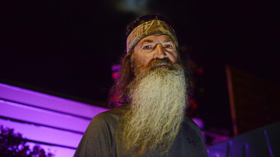 "Phil Robertson, of the television reality show ""Duck Dynasty"", received write-in votes in the Alabama Senate contest. — Photograph: Stephanie Cornfield/Los Angeles Times."
