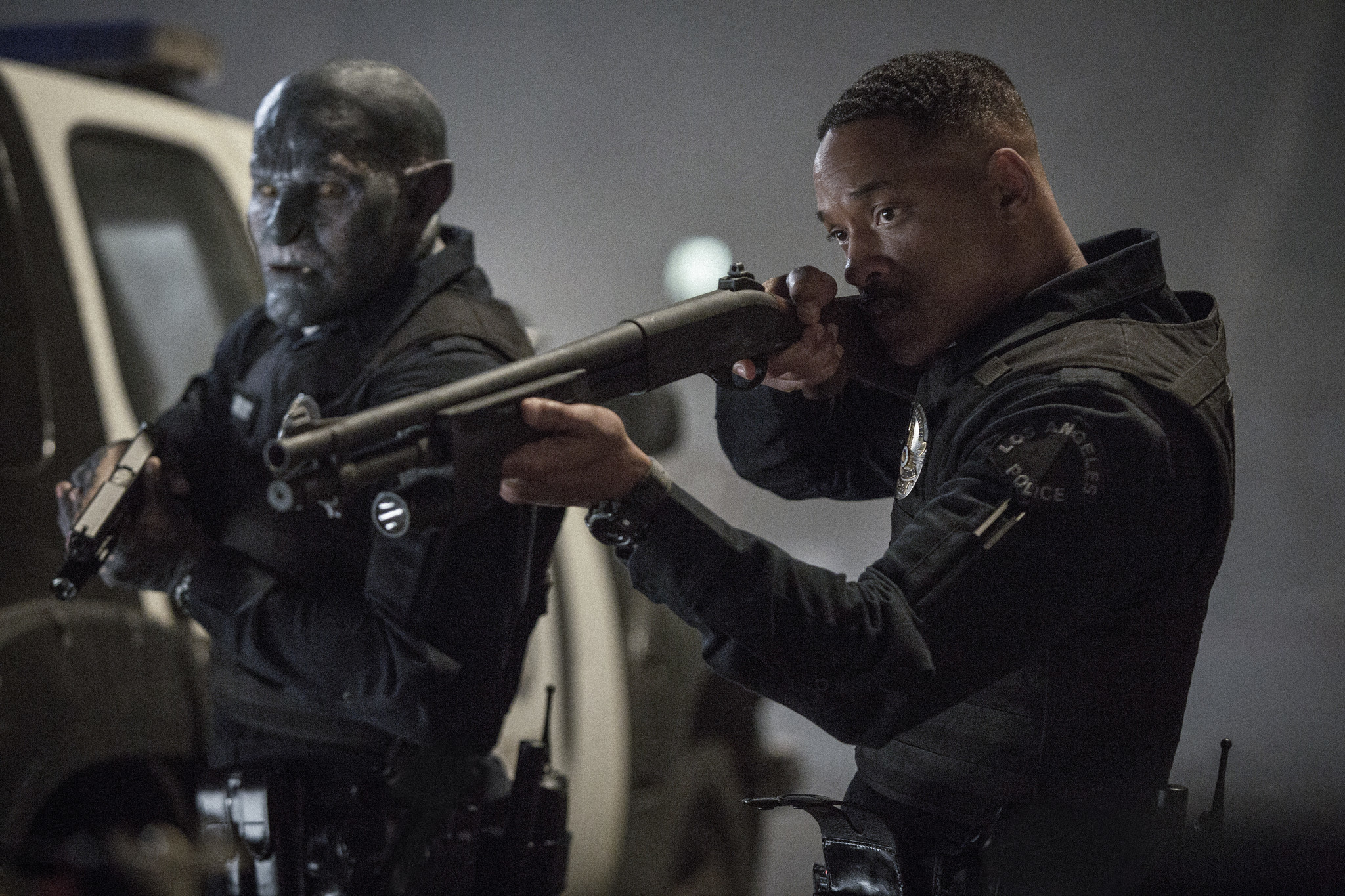 is bright hollywood s most polarizing and significant release of 2017 chicago tribune