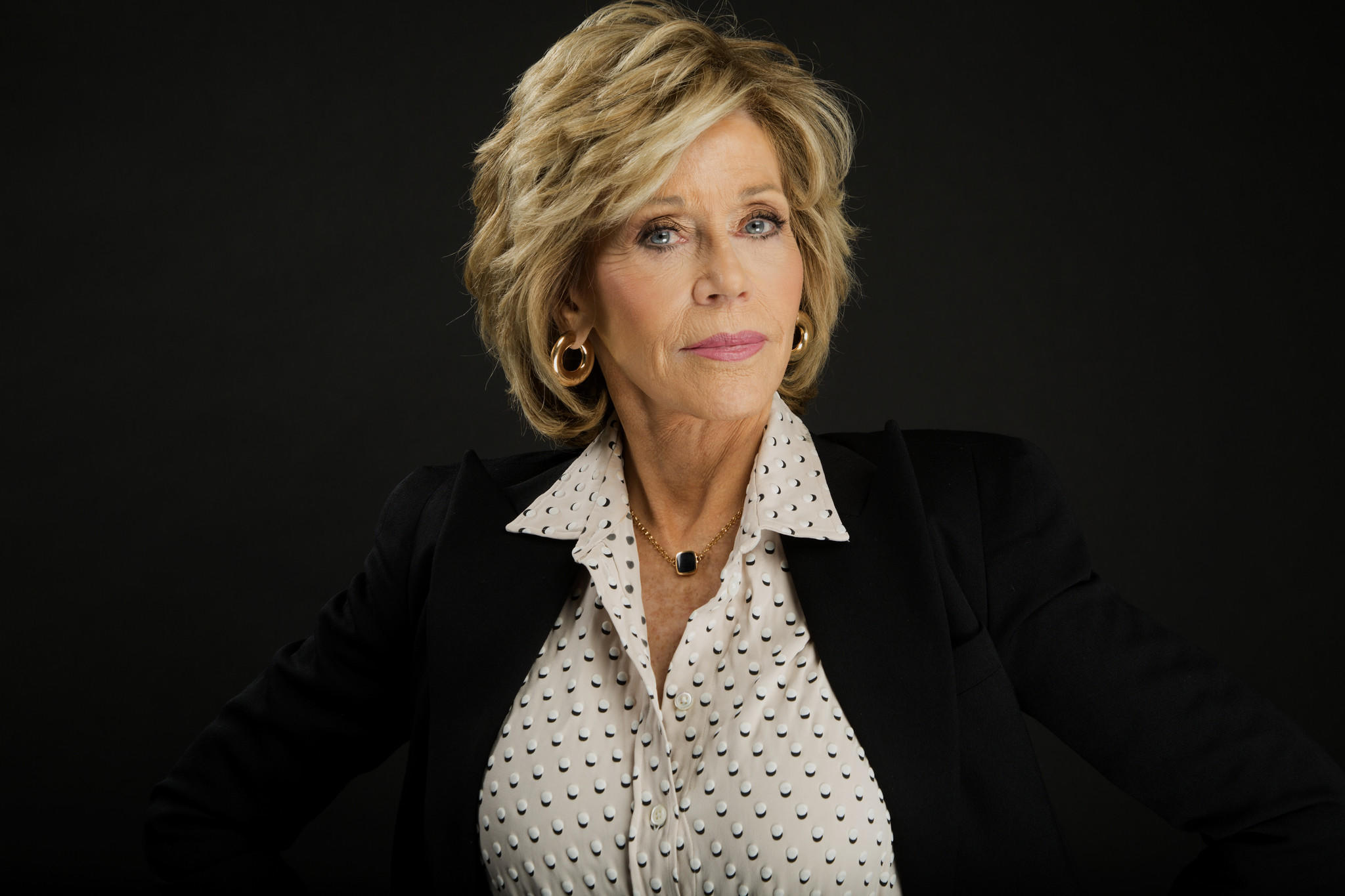Jane Fonda Reaches Out To Fellow Rape Survivors