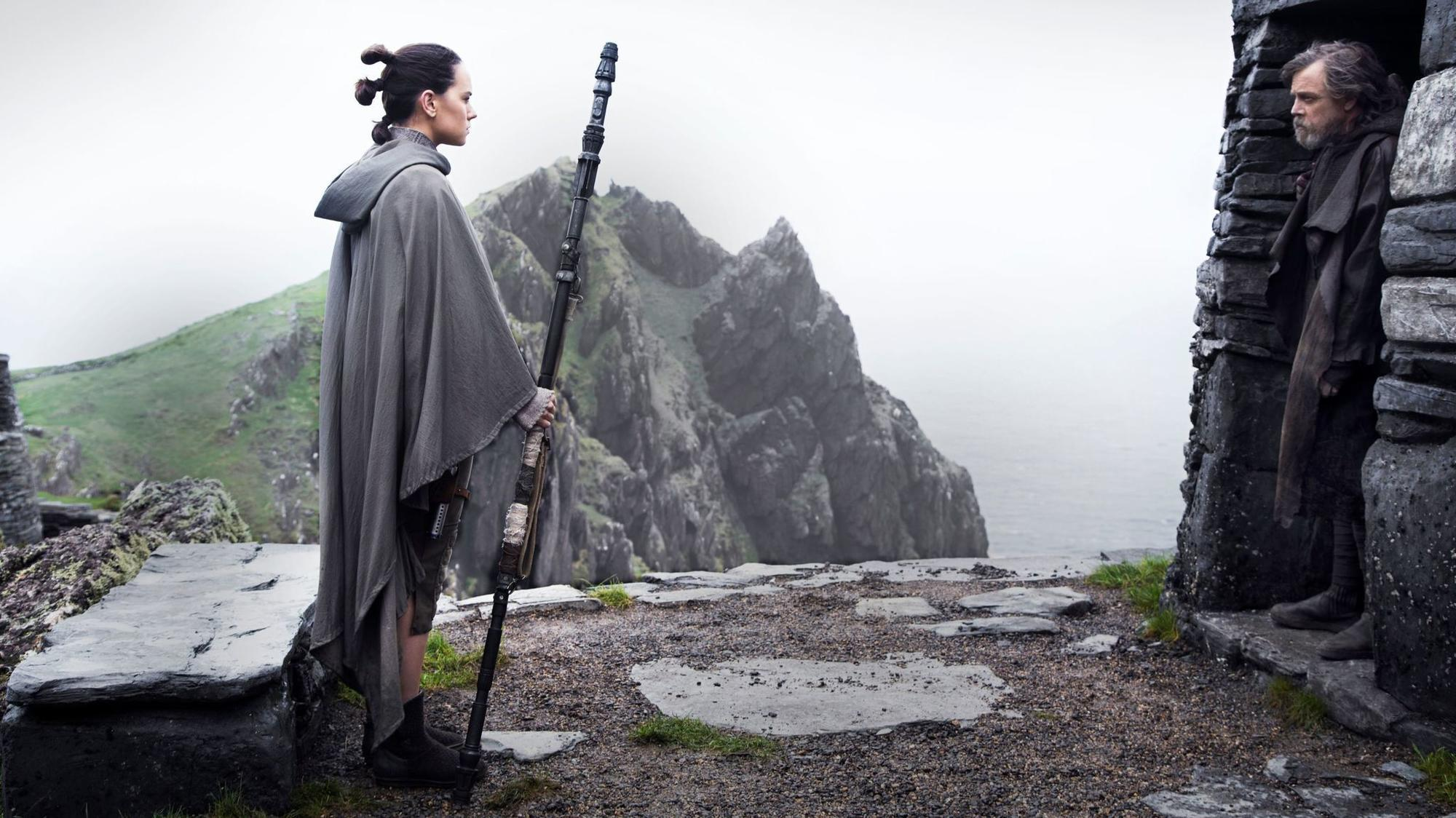 Irish island gets a 'Star Wars' rebranding USA NEWS HEADLINES