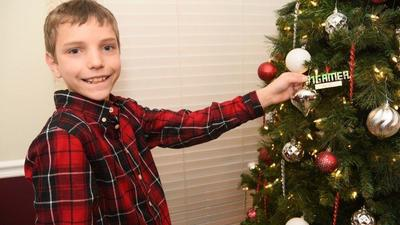 A Christmas homecoming: After years in foster care, a boy finds his place